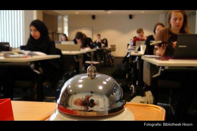 StudyShare: studeren voor je examens doe je bij de Bibliotheek Hoorn