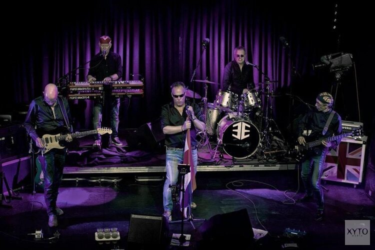 Back2Purple – a tribute to Deep Purple in Manifesto