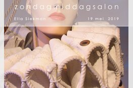 24 e Zondagmiddagsalon in De Boterhal met Ella Siekman