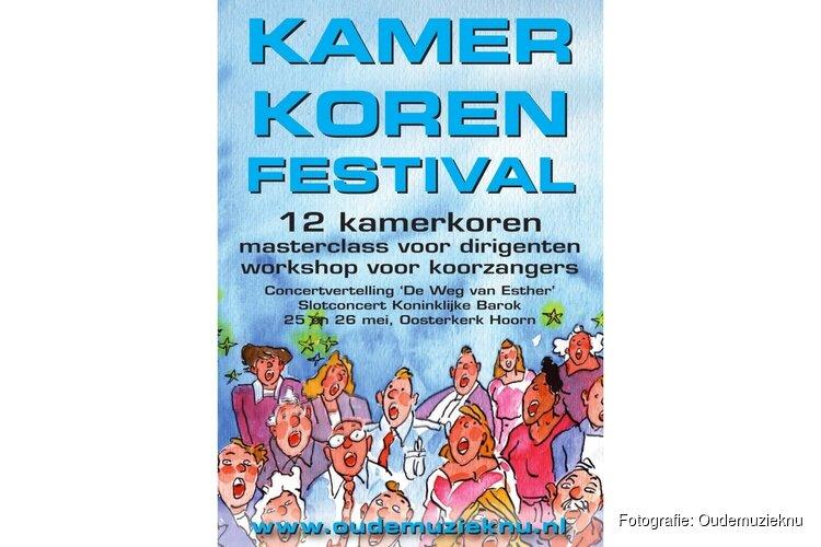 Kamerkorenfestival Festival Hoorn Oude Muziek Nu