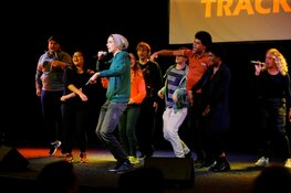 Jongeren weer ritme door Back on Track