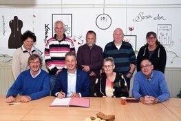 Gemeente Hoorn en Bewonersoverleggen tekenen convenant