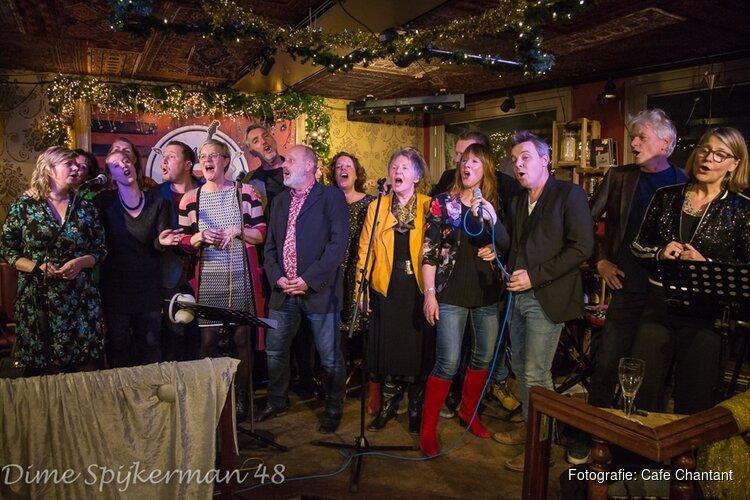 Café Chantant met nieuwe pianiste!