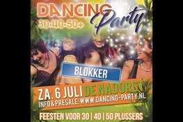 Dancing Party - Dansfeest - Blokker
