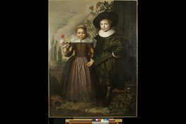 Nieuwe aanwinst Westfries Museum: 17e– eeuws kinderportret