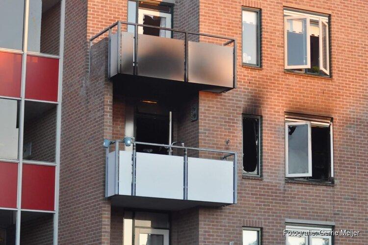 Zeer grote brand in Hoorn: meerdere gewonden