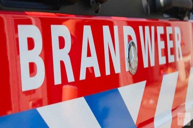 Peperdure Porsche gaat in vlammen op in Zwaag