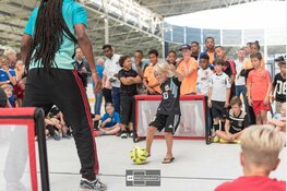 Samen genieten van het Zomer Voetbalfestival 2019