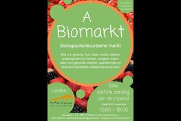 MAKS' Biomarkt - zondag 28 juli