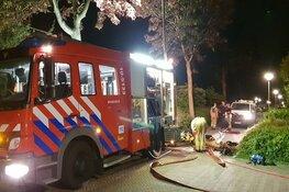 Dode bij brand in rijtjeswoning Zwaag