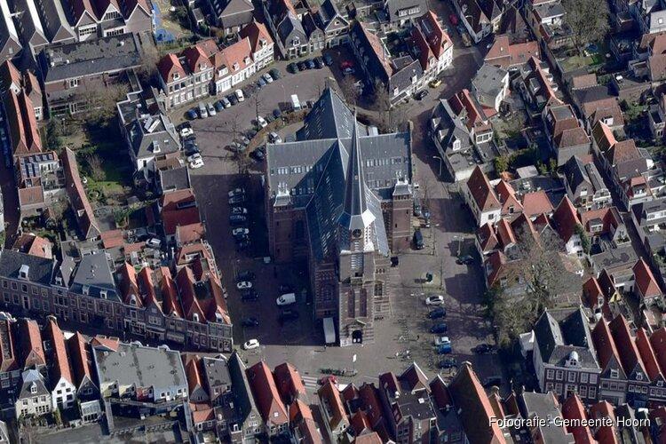 Ontwikkelingen Kerkplein en Grote Kerk