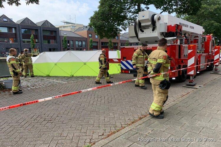 Lichaam gevonden in gracht Hoorn: straat afgezet