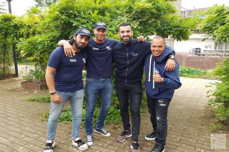 Jongerenwerk actief tijdens Kermis Hoorn