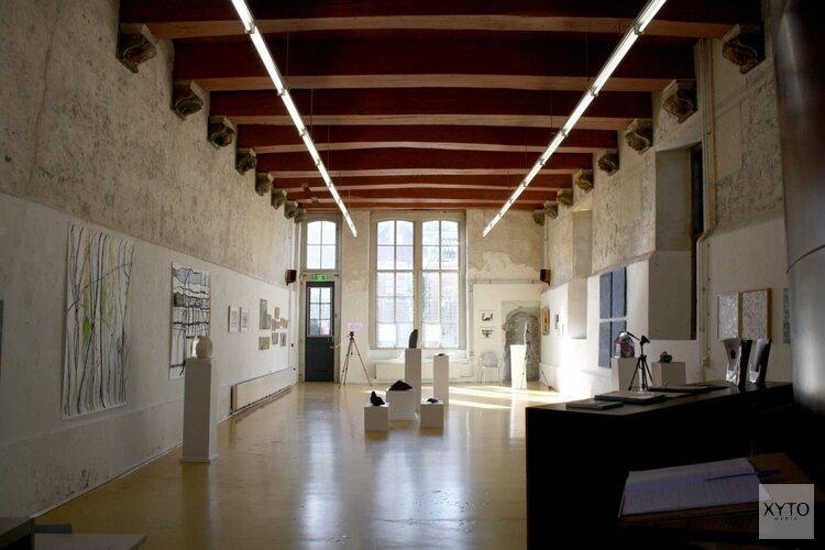 Vitrine Expositie in De Boterhal
