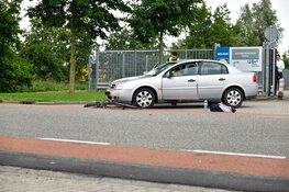 Ongeval in Zwaag: fietser aangereden