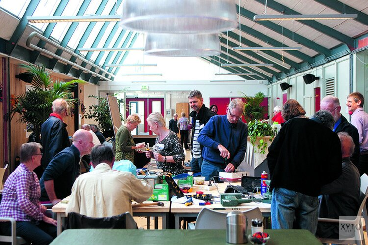 Wijkcentrum Kersenboogerd start in september weer het Repair Café
