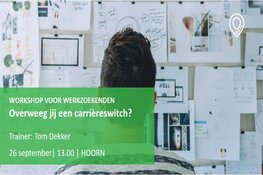Workshop Carrièreswitch, hoe doe je dat?