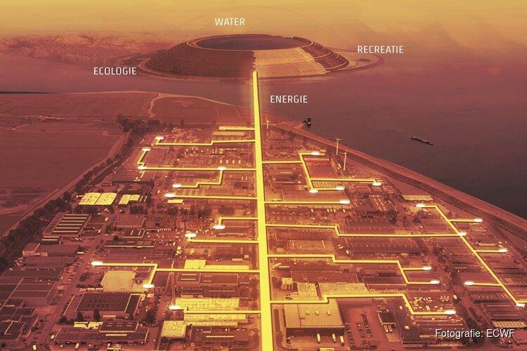 Levert futuristische vulkaankrater ETNA straks stroom aan Hoorn80?