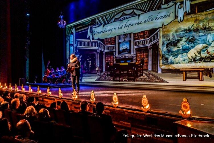 5 oktober theaterlezing De Verwonderingh