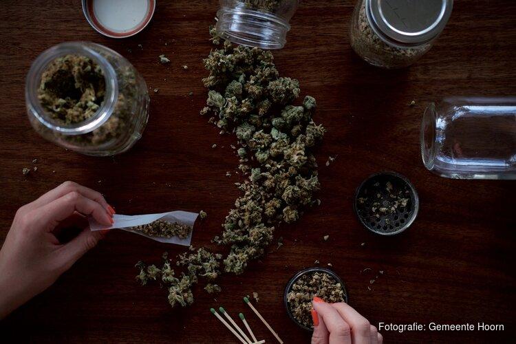 Burgemeester sluit drugsloods in Hoorn