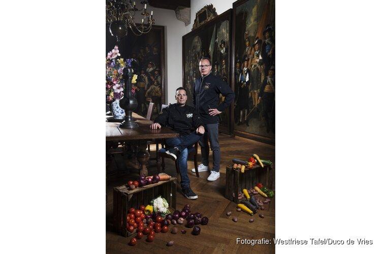 Sterrenchef Onno Kokmeijer kookt met topkunst uit de Gouden Eeuw in Westfries Museum