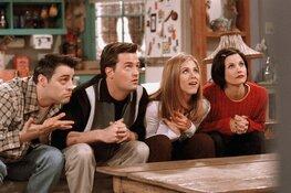Hitserie Friends te zien in alle Vue bioscopen