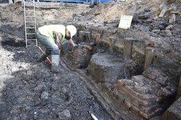 Meer historie gevonden bij opgraving Nieuwendam
