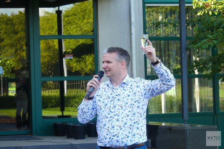 Schouten is feestelijk verwelkomd in Hoorn