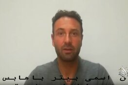 In Egypte opgepakte Pieter Bas Habes komt vandaag weer thuis