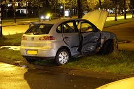 Botsing in Hoorn: politie-onderzoek