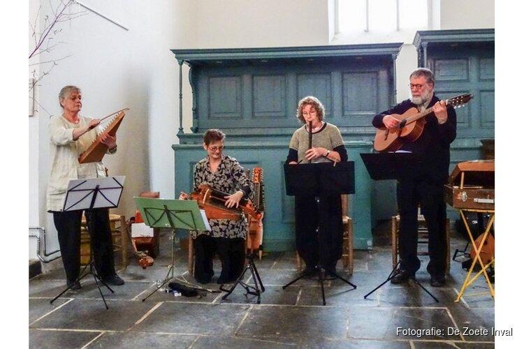 Zoete Inval met barokmuziek in Westfries Museum