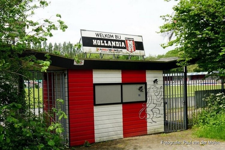 Hollandia overtuigend langs Alphense Boys