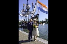 Halve Maen gaat naar VOC-stad Rotterdam