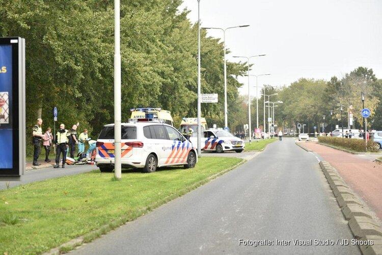 Vrouw overleden na verkeersongeval