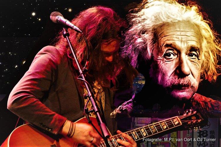 Einstein was a Rolling Stone in Hoorn