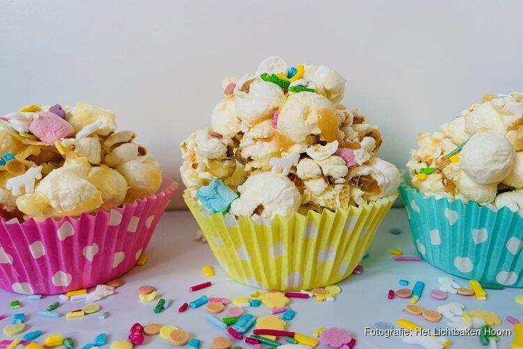 Popcorn-bakfestijn in Hoorn