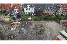 Archeologisch onderzoek De Gruyter-terrein Nieuwe Noord in volle gang