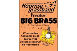 Big Brass 17 november
