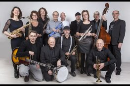 DANSMIDDAG met The L-Star Big Band in de OOSTERKERK te HOORN