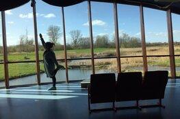 Zondag-yoga met uitzicht op het groen van Natuurpark Blokweer Blokker/Hoorn met Bamboeyoga: Laatste keer voorafgaand aan biomarkt