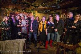 Kerst-editie Café Chantant