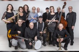 DANSMIDDAG met The L-Star Big Band in de OOSTERKERK te HOORN op zondagmiddag 1 december 2019