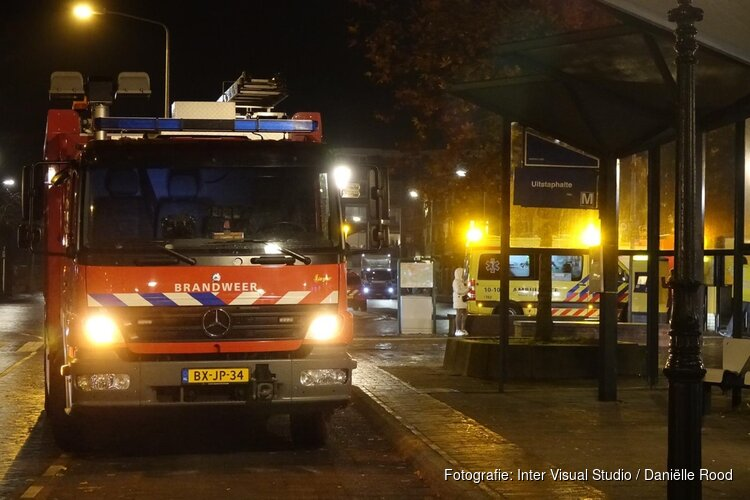 Treinverkeer van en naar Hoorn enige tijd plat na incident