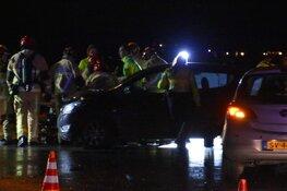 Meerdere gewonden bij ongeval op A7