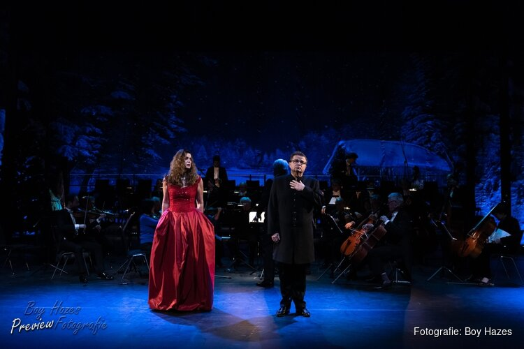 De Nationale Operette presenteert 'Winter in Wien""