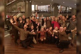 Vocal group Close-Up geeft laatste Snertconcert in Hoorn