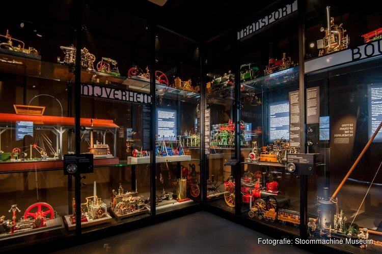 Stoommachinemuseum piekt in kerstvakantie!