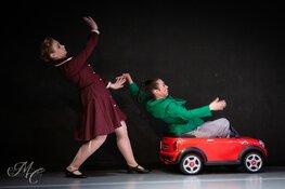 De Dansonderneming danst de vrolijke kindervoorstelling Babar in Hoorn en Enkhuizen
