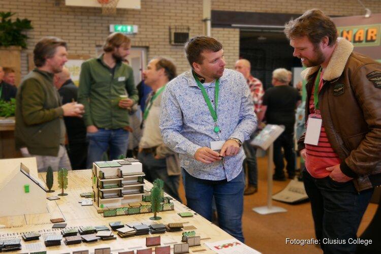 Groendag Clusius in Hoorn: biodiversiteit moet