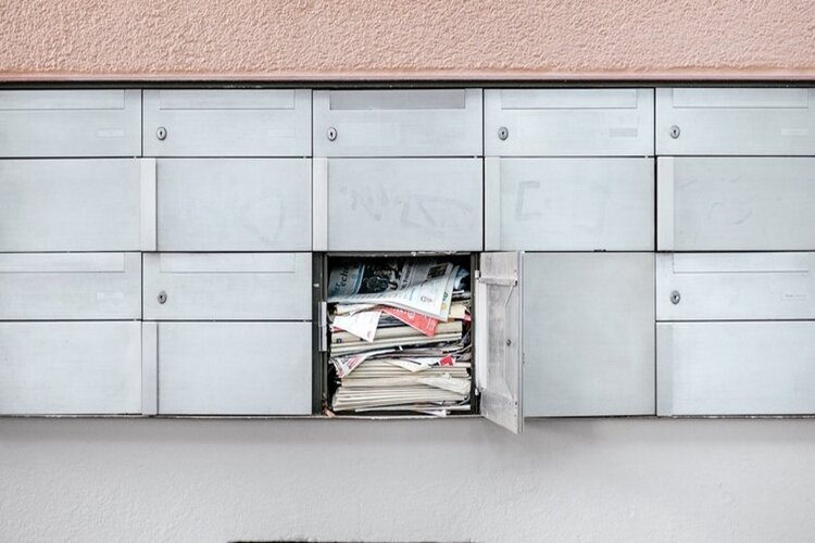 Onverminderd doeltreffend: de papieren folder